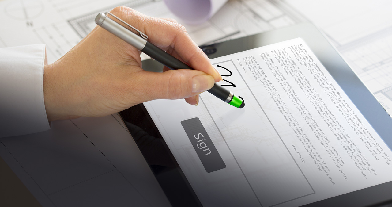 Electronic Signature Service With Snapforce CRM